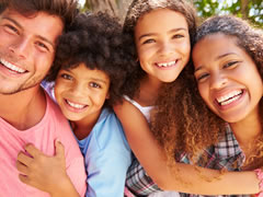 Illinois family with life insurance